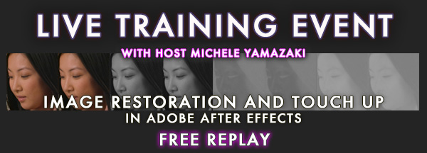 Adobe After Effects Webinar