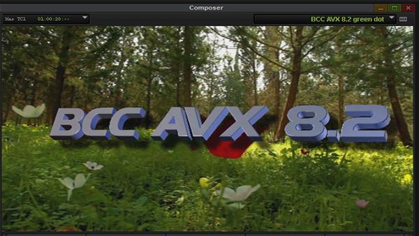 BCC 8.2 AVX