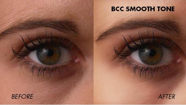 BCC Image Restoratin - BCC Smooth Tone