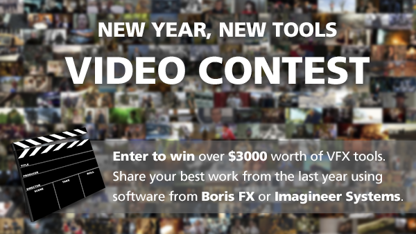 New Year, New Tools Video Contest