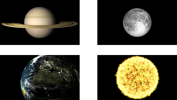 Outer Space presets