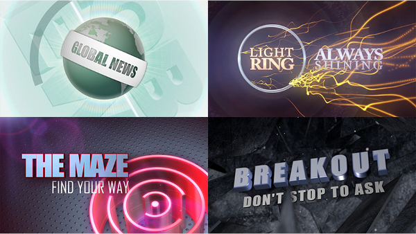 Boris FX | 21 Broadcast Graphics Templates for Adobe Premiere Pro