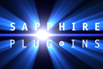Boris FX   Intro: Sapphire Plug-ins for After Effects